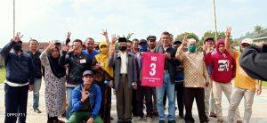 HBW Siap Bawa Rakyat Desa Tanjungmulya Sejahtera dan Maju
