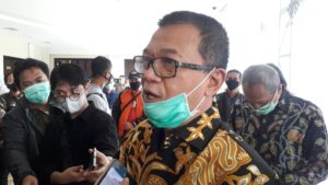 Kemnaker RI Launching Bantuan JPS di Kota Tasikmalaya