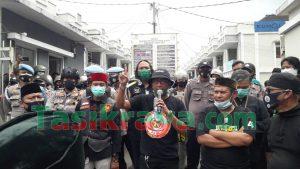 """FMPD Demo, Staf Hingga Komisioner KPU """"Hilang"""""""