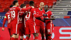 Liverpool Berhasil Tumbangkan RB Leipzig