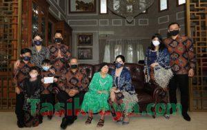 Tahun ke-3 SBY dan Keluarga Rayakan Idul Fitri Tanpa Ibu Ani