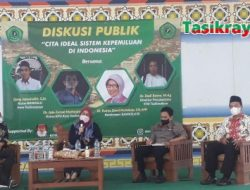 Hadir di STAI Tasikmalaya, Bawaslu RI Bahas Konsep Pemilu Ideal