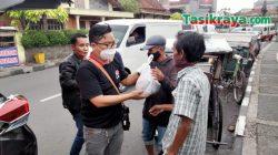 Peringati Ulang Tahun ke-3, Media Online Obormerah Bagikan Seribu Paket Sembako