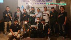 LMT Sukses Gelar Turnamen Mobile Legend Se-Kota Tasikmalaya