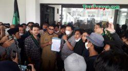 HMI Cabang Tasikmalaya Demo Walikota, Soroti Angka Kemiskinan di Kota Tasikmalaya