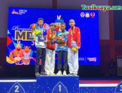 Bripda Dhiva Rahmani Sumbang Medali Perak Pada PON Papua